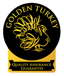 Turkey quality logo